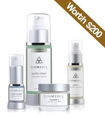 Love Your Skin with Cosmedix Sweepstakes – EXPIRED
