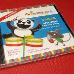Whistlefritz Spanish Learning Songs CD