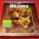Disneynature Bears Blu-ray DVD Combo