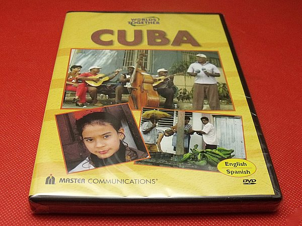 Worlds Together: Cuba DVD