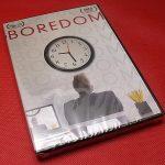Boredom Documentary DVD