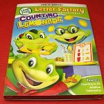 Leapfrog Counting on Lemonade DVD