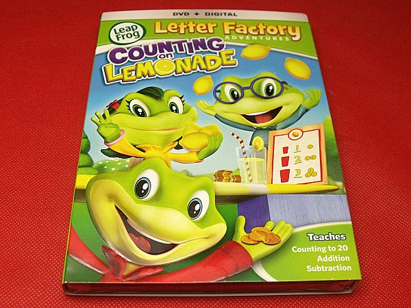 leapfrog letter factory dvd leapfrog counting on lemonade dvd likes this 22719