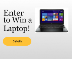 Laptop Giveaway