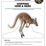 Free Printable Disney Alexander Hopping Bad Day Game