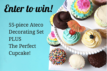 Craftsy Cupcake Set Giveaway