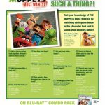 Muppets Most Wanted Printable Movie Trivia Quiz