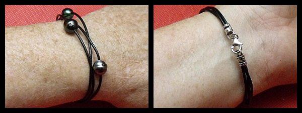 Pearl Paradise Tahitian Pearl Bracelet