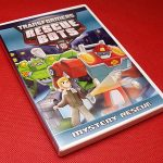 Transformers Rescue Bots: Mystery Rescue DVD