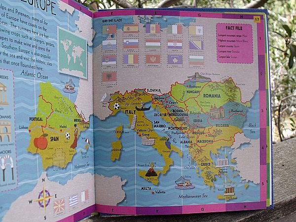 Children's Activity Atlas