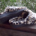 Vionic Gemma Luxe Slipper with Orthaheel Technology