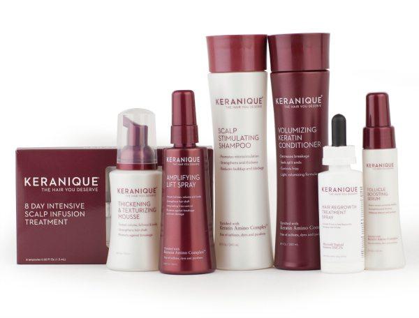 Keranique Shampoo & Conditioner | Mama Likes This