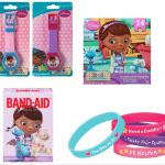 Doc McStuffins Watches, Puzzle and More!