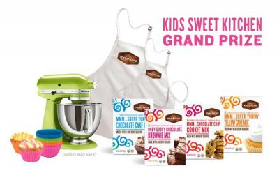 Kids Sweet Kitchen Giveaway – Ends 9/30/14