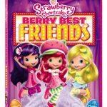 Strawberry Shortcake Berry Best Friends DVD