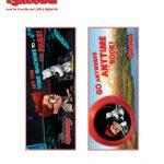 Mr. Peabody and Sherman Printable Bookmarks
