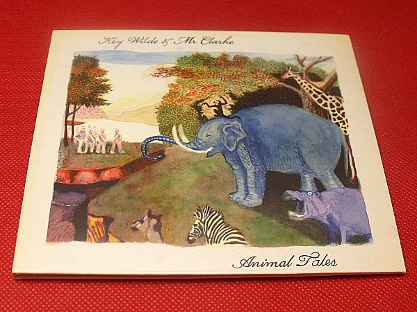 Animal Tales Children's CD