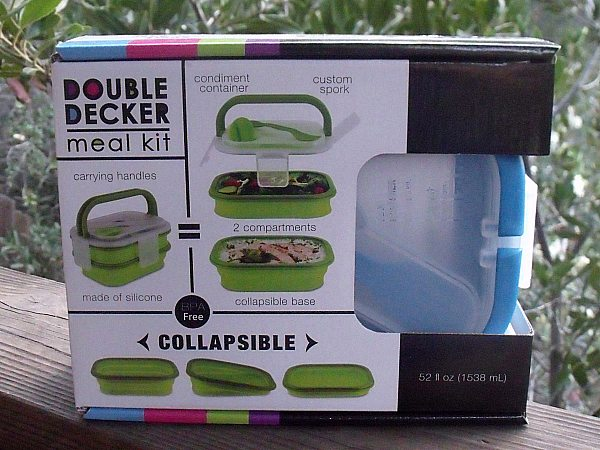 Smart Planet Double Decker Meal Kit