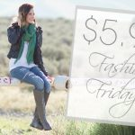 Fashion Friday: Everything $5.35 with Free Shipping