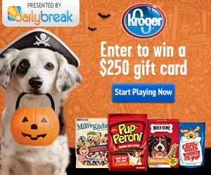 Kroger $250 Gift Card Sweepstakes – EXPIRED