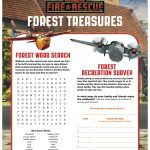 Disney Planes Fire and Rescue Printable Word Search