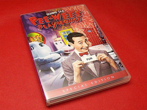 Pee-wee's Playhouse Seasons 1 & 2 DVD Set