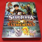 Slugterra: Return of the Elementals DVD