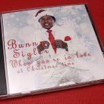 Bunny Sigler Christmas CD