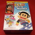 Julius Jr Snow Monkey Adventures DVD