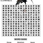 How to Train Your Dragon 2 Word Search