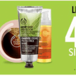 The Body Shop 40% Off Coupon Code