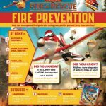 Fire Prevention Tips from Disney Planes: Fire & Rescue