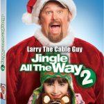 Jingle All The Way 2 Blu-ray DVD Combo