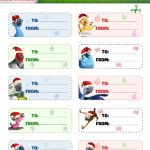 Free Printable Holiday Gift Tags from Rio 2