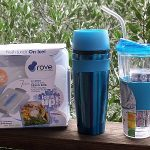 Rove Bento Lunch Box, Tumbler and Insulated Mug