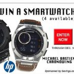 HP Smartwatch Giveaway – EXPIRED