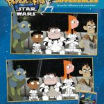 Disney Phineas and Ferb Star Wars Spot the Differences
