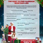 Free Printable Jingle All the Way Holiday Mad-Libs