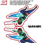 Free Printable Big Hero 6 Wasabi Holiday Ornament Craft