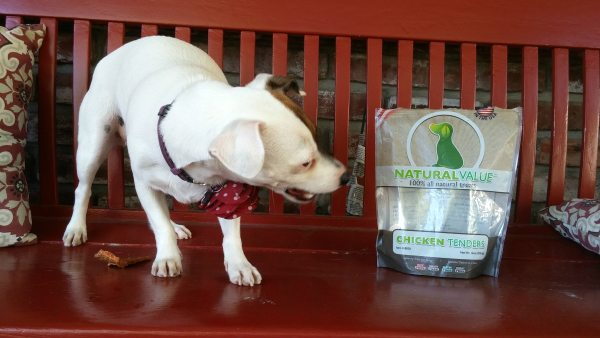 Loving Pets Natural Value Chicken Tenders