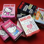 New Band-Aid Designs – Hello Kitty, Isaac Mizrahi and J Crew