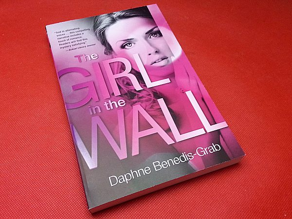 Girl in the Wall by Daphne Benedis-Grab