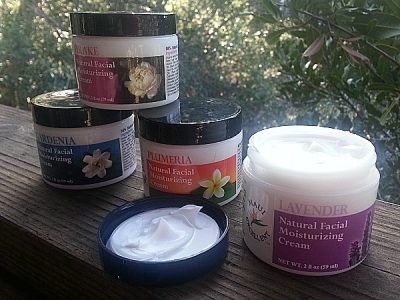 Maui Excellent Natural Facial Moisturizing Cream