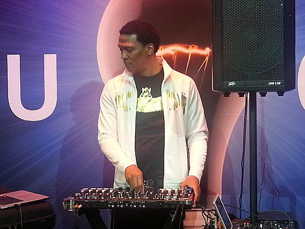 NAMM Show 2015 - Peavey Keith Shocklee