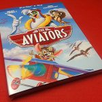 The Aviators Blu-ray DVD Combo