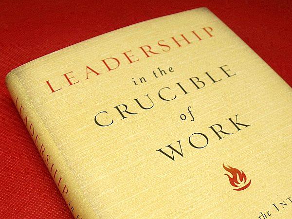 Crucible of leadership essays