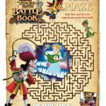 Disney Jake and the Neverland Pirates Free Printable Maze