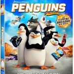 Penguins of Madagascar Blu-ray DVD Combo