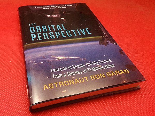 The Orbital Perspective by Astronaut Ron Garan