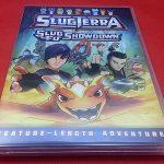 Slugterra: Slug Fu Showdown DVD
